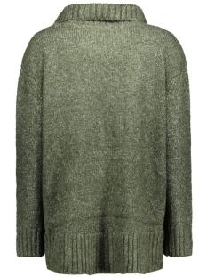657-233 sylver trui dark green