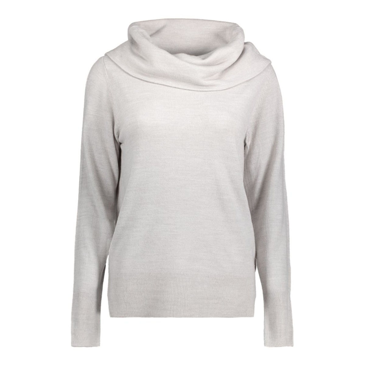 jdybellami  off shoulder pullover k 15117557 jacqueline de yong trui light grey melange