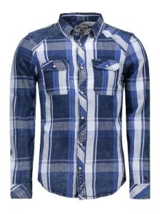 Garcia Overhemd T61234 1050 Indigo