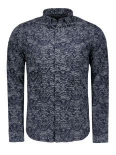 Only & Sons Overhemd onsEBBE LS SHIRT 22004587 Dark Navy/C. DANCER