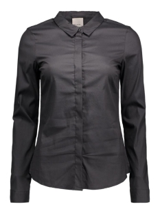Vero Moda Blouse VMLADY FINE L/S SHIRT NOOS 10164900 Black