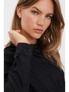 vmlady fine l/s shirt noos 10164900 vero moda blouse black
