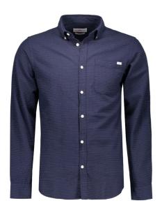 Jack & Jones Overhemd JORGROUND SHIRT L/S 12109915 navy blazer