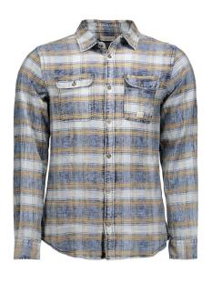 Jack & Jones Overhemd JJVAUBURN SHIRT L/S UTILITY AUW 12107982 Narcissus