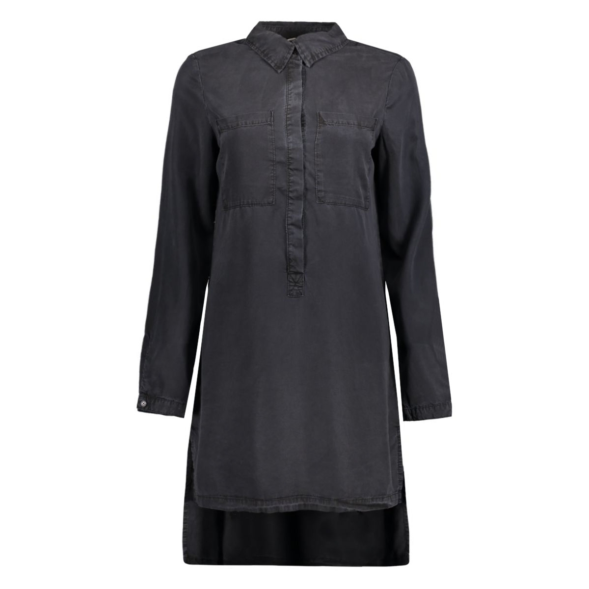 nmlilli ls long shirt 10164551 noisy may tuniek black