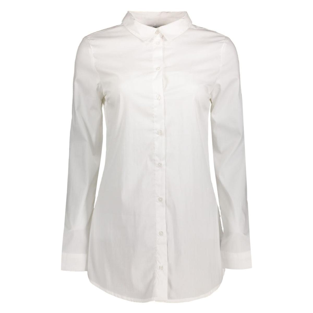 onlstreet shirt wvn 15129618 only blouse white