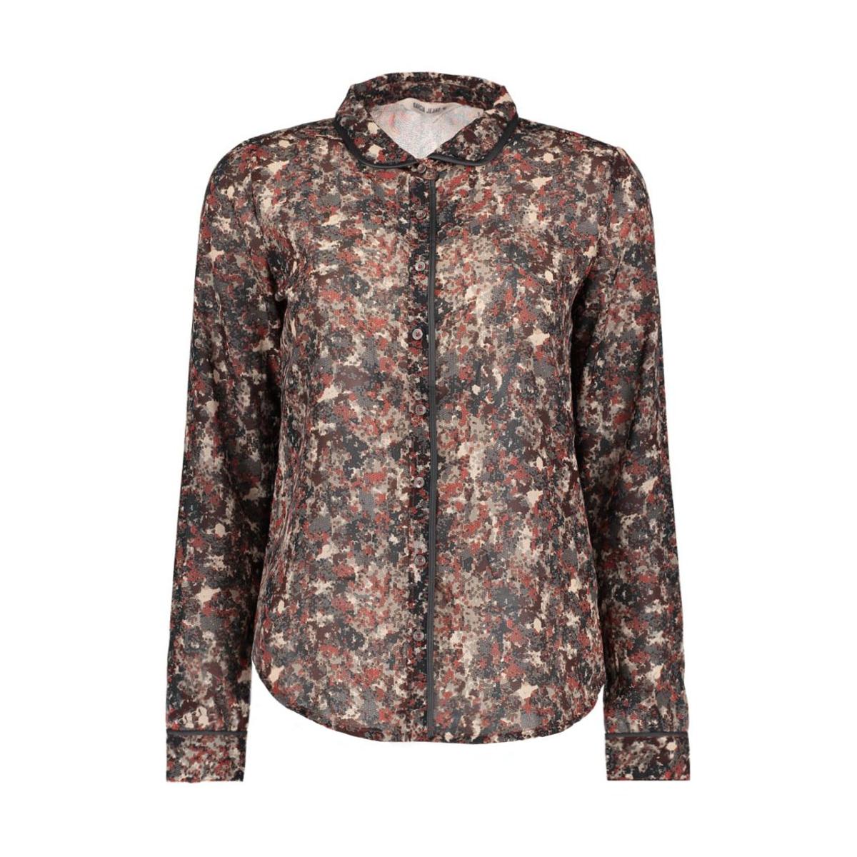 v60235 garcia blouse 2051 brique