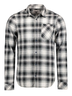 Garcia Overhemd V61227 1856 Grey Khaki