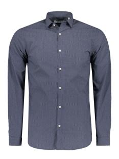 Jack & Jones Overhemd JPRWAVE SHIRT L/S PLAIN 12115771 Navy Blazer