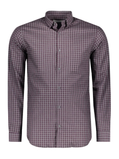 Jack & Jones Overhemd JPRBRAD SHIRT L/S NOOS 12116632 Plum/Check