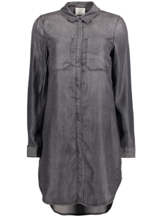 Vmkardash ls denim dress noos 10161824 vero moda blouse for Black studs for dress shirt