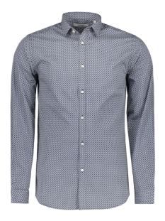 Jack & Jones Overhemd JPRVICTORY SHIRT L/S PLAIN 12120408 White/Slim/Geo