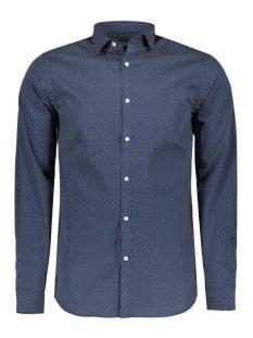 Jack & Jones Overhemd JPRVICTORY SHIRT L/S PLAIN 12120408 Dark Navy