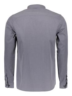 jprvictory shirt l/s plain 12120408 jack & jones overhemd navy blazers