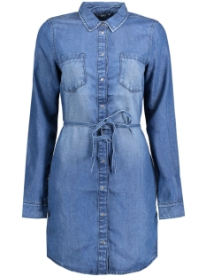 Only Jurk onlHENNA DNM DRESS AKMFT-10 15127578 Medium Blue Denim