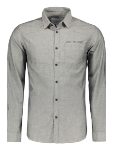 JCOSOPE SHIRT ONE POCKET L/S 12114898 Grey Denim