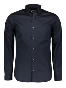 Jack & Jones Overhemd JPRJAKE SHIRT L/S PLAIN 12114223 Navy Blazer