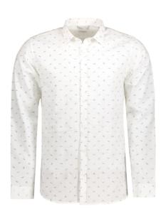 Jack & Jones Overhemd JCONOBEL SHIRT L/S 12119066 White