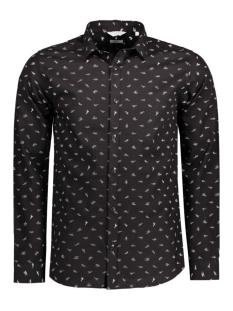 Jack & Jones Overhemd JCONOBEL SHIRT L/S 12119066 Black