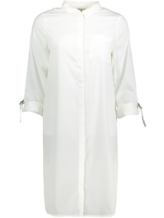 NMLINEA L/S BUCKLE LONG SHIRT 10170355 Bright White