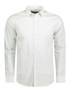 Jack & Jones Overhemd JPRZAK SHIRT L/S PLAIN 12113531 White