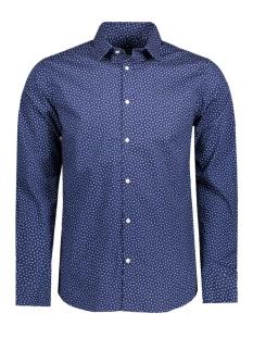 Jack & Jones Overhemd JPRZAK SHIRT L/S PLAIN 12113531 Navy Blazer