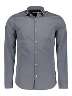Jack & Jones Overhemd JPRDUNN SHIRT L/S PLAIN 12113852 Dark Navy