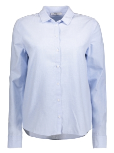 PCKATIA SHIRT NOOS 17071577 Faded Blue