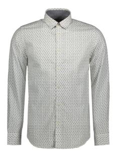Jack & Jones Overhemd JPRWILBUR SHIRT L/S PLAIN 12117187 White/slim fit