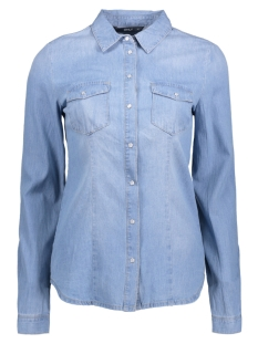 onlROCK IT FIT LB DNM SHIRT BJ7885 15130906 Light Blue Denim