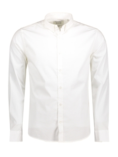 Only & Sons Overhemd onsALBIOL LS SHIRT NOOS 22004900 White