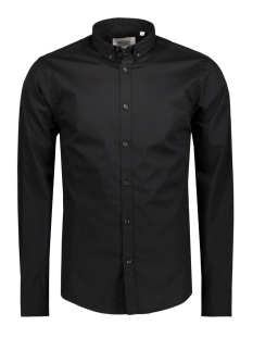 Only & Sons Overhemd onsALBIOL LS SHIRT NOOS  22004900 Black