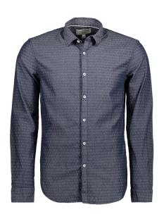 Tom Tailor Overhemd Hemd gemustert 1/1 small-kent 20332046212 6740