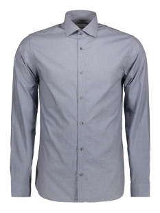 Jack & Jones Overhemd JPRPARIS SHIRT L/S PLAIN 12115940 Navy Blazer/Slim Fit