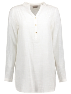 Vero Moda Blouse VMINA L/S  TUNIC SHIRT A 10171491 Snow White