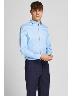 Jack & Jones Overhemd jjprPARMA SHIRT L/S NOOS 12097662 Cashmere Blue
