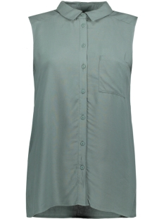 onlfirst sl shirt noos wvn 15133027 only blouse balsam green