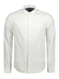 Only & Sons Overhemd onsASHER LS NAPP SHIRT 22006586 White