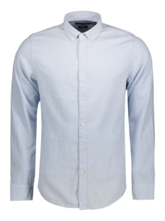 Only & Sons Overhemd onsASHER LS NAPP SHIRT 22006586 Cashmere Blue