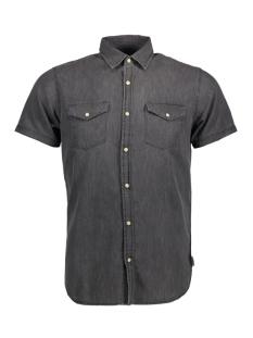 Jack & Jones Overhemd JORONE SHIRT SS NOOS 12118750 Black Denim