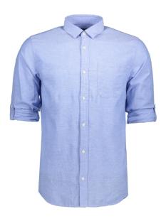 JPRSUMMER SHIRT L/S 12121358 Cashmere Blue