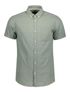 Jack & Jones Overhemd JORDIRK SHIRT SS 12120888 Lily Pad