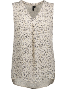 Vero Moda Top VMKATELYN S/L TOP NFS 10190124 Whitecap Gray/ KateLyn