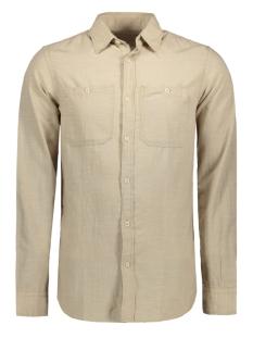 Jack & Jones Overhemd JJVROCKVALE SHIRT L/S UTILITY 12114487 Antique Bronze
