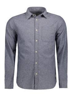 Jack & Jones Overhemd JJVBRANSON SHIRT L/S ONE POCKET 12114477 Dark Grey
