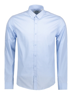 Only & Sons Overhemd onsALBIOL LS SHIRT NOOS 22004900 Cahmere Blue