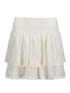 VMANNA LACE SMOCK SKIRT NFS 10190149 Snow White