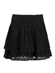 Vero Moda Rok VMANNA LACE SMOCK SKIRT NFS 10190149 Black