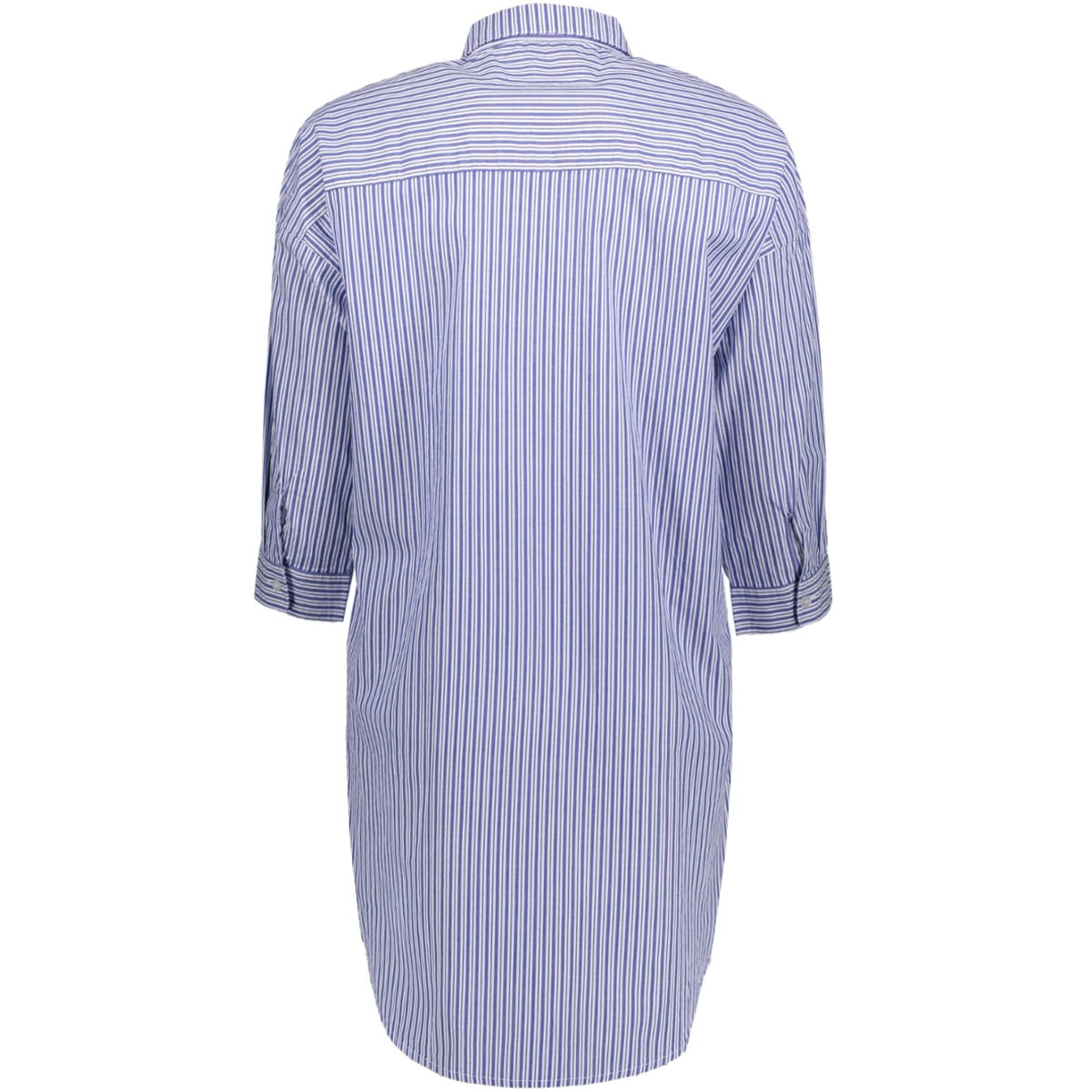 jdybless 3/4 long shirt wvn 15138879 jacqueline de yong blouse white/light blue