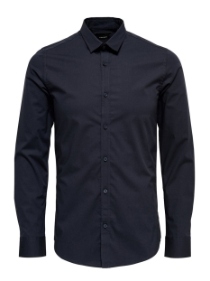 Only & Sons Overhemd onsALFREDO LS SHIRT NOOS 22007080 Dark Navy